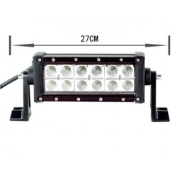 Led Bar 36W Epistar offroad combo