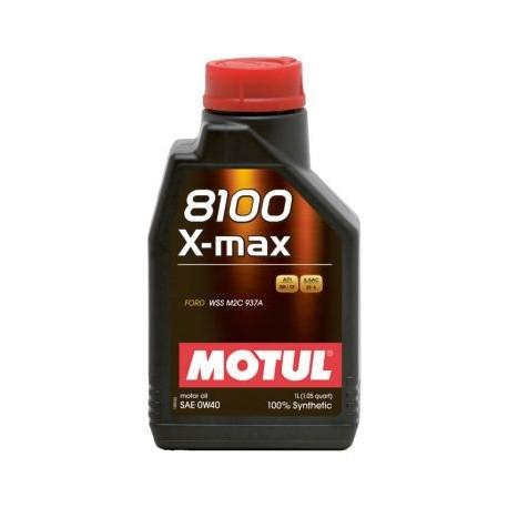 Motul 8100 X-Max 0W-40 1L