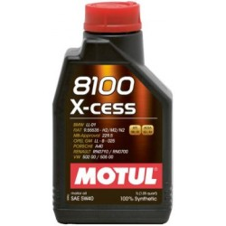 Motul 8100 X-cess 5W-40 1L Articol_143