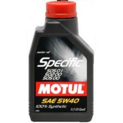 Motul specific 505 00, 505 01, 505 02 5W-40 1L Articol_145