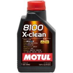 Motul 8100 X-Clean 5W-40 1L Articol_146