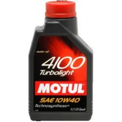 Motul 4100 Turbo light 10wW-40 1L