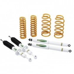 Dacia Duster Kit suspensie IronMan 4x4 lift 35mm