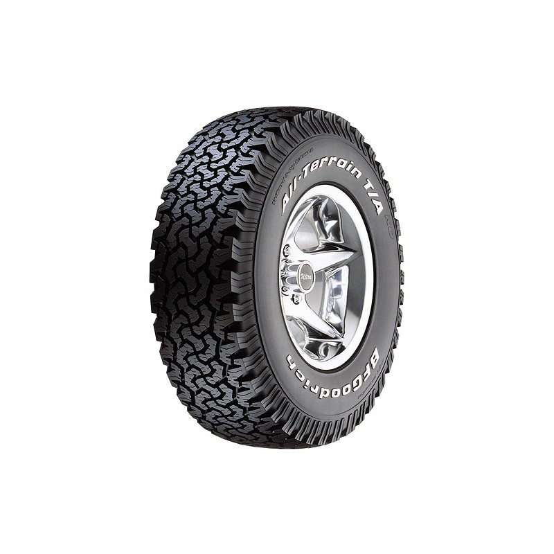 Pneu 215 75r15 Bf Goodrich All Terrain A T 100s Pictures to pin on ...