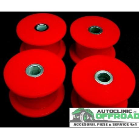 Kit bucsi poliuretan punte (centrice), Nissan, Toyota,