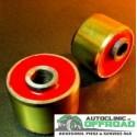 Kit bucsi poliuretan punte (excentrice si metalice), Nissan, Toyota,