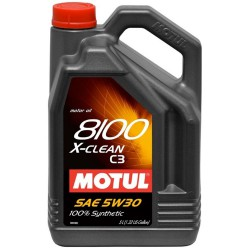 Motul X-Clean 5W-30 5L
