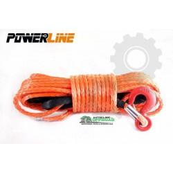 Plasma sintetica 12mmx28m portocaliu