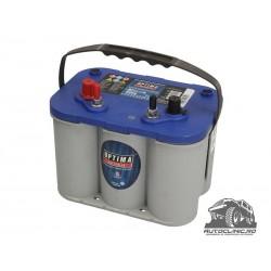 Acumulator auto Optima Blue Top 55Ah