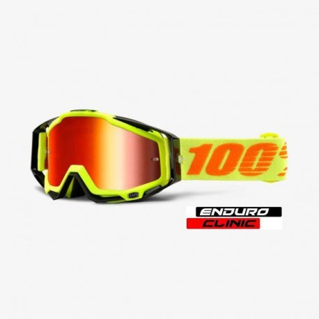Ochelari 100% Racecraft Attack Yellow