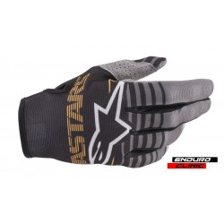 Manusi Alpinestars MX Radar black/grey