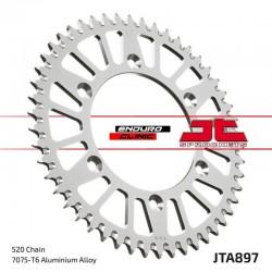 Pinion spate KTM 50 dinti (aluminiu)