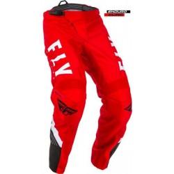 Pantaloni FLY RACING F-16 colour black/red/white