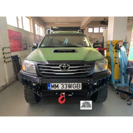 Bara otel pentru Toyota Hilux 2011-2015