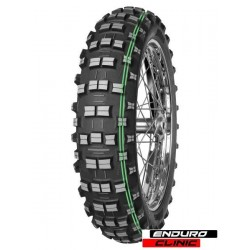 Anvelopa MITAS 140/80-18 TT 70M TERRA FORCE-EH SUPER SOFT DOUBLE GREEN
