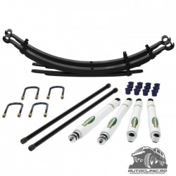 Ford Ranger 87-06 kit suspensie Ironman4x4 NitroGas, lift 40mm
