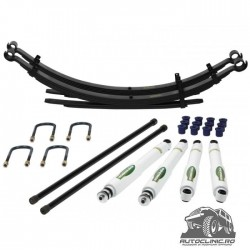 Ford Ranger 2006-2011 kit suspensie Ironman4x4 NitroGas, lift 40mm