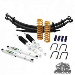 Ford Ranger 2011-2015 kit suspensie Ironman4x4 NitroGas, lift 50mm