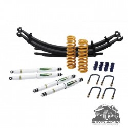 Jeep Cherokee XJ kit suspensie Ironman4x4 NitroGas, lift 40mm