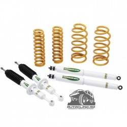 Jeep Cherokee Liberty KJ 2001-2006 kit suspensie Ironam4x4 NitroGas, lift 40mm