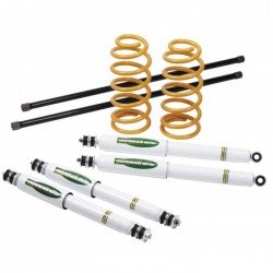 Hyundai Terracan kit suspensie IronMan4x4 Nitrogas lift 40mm