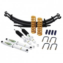Mitsubishi L200 2005-prezent, kit suspensie IronMan4x4 NitroGas Lift 40 mm