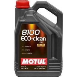 Motul 8100 ECO-Clean 5W-30 5L